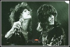 STEVEN TYLER AND JOE PERRY - BACK IN THE 7O'S ...