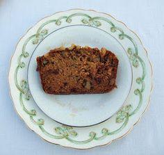 The Alchemist: Moist Zucchini Carrot Bread