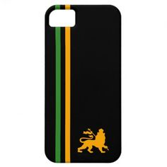 #Jamaica Rasta iPhone 5 Cover