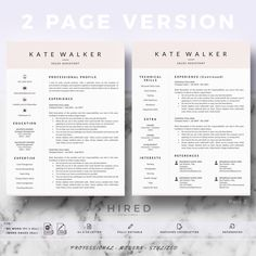 Creative and Professional Resume template for Ms Word & Pages; Resume Layout, Resume Cv, Resume Writing, Resume Help, Cover Letter Format, Cover Letter Template, Cv Template, Microsoft Word 2007, Believe