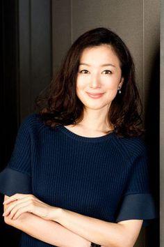 Suzuki Kyoka (鈴木京香) 1968-, Japanese Actress