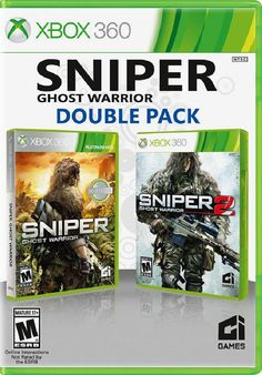 Sniper: Ghost Warrior (Double Pack) - Xbox 360 em http://www.katanapresentes.com.br/4dd41/sniper-ghost-warrior-double-pack-xbox-360
