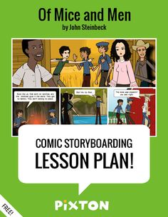 Your students will love writing about THE ELEMENTS OF A NOVEL with Pixton comics and storyboards! This FREE lesson plan features a Teacher Guide, themed characters and props. PLUS 4 awesome activities with interactive rubrics, student examples and printable handouts.