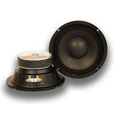 """Seismic Audio - Pair (2) of 6"""" Raw Woofers/Speakers - PA/DJ ~ Replacement Woofers by Seismic Audio. $44.99. Pair of Pro Audio Replacement Drivers    Model #: Seismic Audio - Quake 6  Type: 6"""" Woofer/Speaker    Power RMS: 50 Watts   Power Peak: 100 Watts    Frequency Response: 500-5K Hz      Sensitivity: 95 db    Magnet: 30 oz    Voice Coil: 1.5""""    Impedance: 8 Ohm   Pressed Steel Chassis    Paper cone   Weight: 4 lbs each  This speaker is brand new.    One year warranty   ..."""