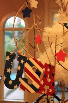 Memorial Day Decorations Dollar Tree