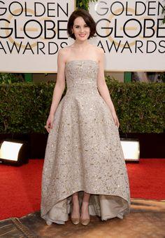 Le tapis rouge des Golden Globes 2014