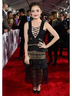 People's Choice Awards 2016: All the Exclusive Details on Lucy Hale's 'Victorian Goth' Beauty Look! http://stylenews.peoplestylewatch.com/2016/01/06/lucy-hale-peoples-choice-awards-makeup-moment/   Shop the mark.girl products KD used on LH at my Avon eStore http://avon4.me/1Vb8uhq