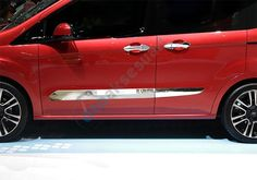 Ford TOURNEO COURIER 100% Stainles Steel Chrome Side Door Strip Trim Cover 4 pcs New Luxury Cars, Luxury Suv, Best Suv Cars, Range Rover Sv, Door Stripping, Crossover Cars, Mercedes Benz Maybach, Car Spare Parts, Bmw Wallpapers