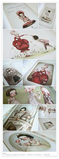 LostFish - Alice a Travers le Mirror