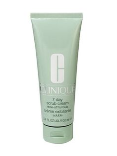 The 14 Best Scrubs, Microdermabrasives & Peels: Clinique 7 Day Scrub Cream, $20