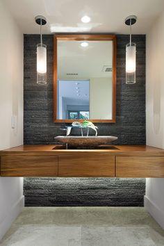 Banheiro www.casaecia.arq.br - cursos on line - Design de Interiores