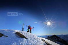 Perfektes Bergwetter bei der Schitour auf den 3360m hohen Großen Geiger im Herz des Nationalpark Hohe Tauern. Berg, Mount Everest, Mountains, Nature, Travel, Pictures, National Forest, Weather, Naturaleza