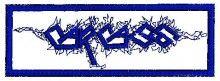 Caracass Logo Design Mascot Embroidery designs