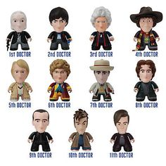 "#Titan doctor who 3"" vinyl #figure - #choose your  doctor - wave 3 all 11 doctors,  View more on the LINK: 	http://www.zeppy.io/product/gb/2/171234641017/"