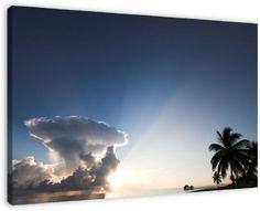 Koop 'Sunrise at Playa Santa Lucia' van Jasper van der Meij op canvas, dibond of (ingelijste) poster print.