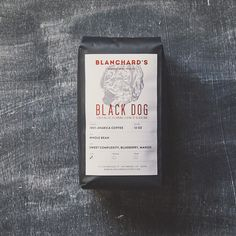 Brand New: New Logo and Packaging for Blanchard's by Skirven & Croft