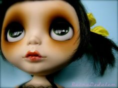 Blythe super cute..