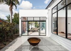 Modern Extension | The Pinterest House by Sandy Anghie Architect | Australian Design | est living