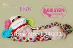 Wholesale Children's Caps & Hats - Buy 20pcs Hot Sale Kids Manual Cap Crochet OWL Beanie Handmade Infant Hats Children Animal Cartoon Caps, ...