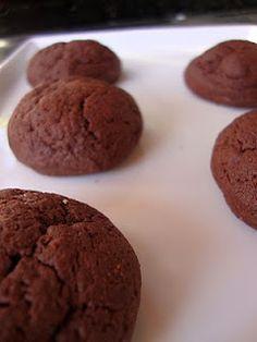 Deluxe Double Chocolate Cookies