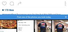 Instagram, eski fotoğraflar yerine yeni çektiklerinizi yüklemeniz için bildirim göndermeye başladı
