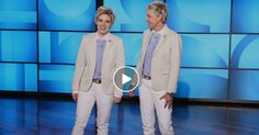 Kate McKinnon does a mean impression of Ellen DeGeneres. The Saturday Night Live star visited The Ellen DeGeneres Show and all hell broke loose. Ellen Degeneres Show, Kate Mckinnon, The Ellen Show, National Treasure, Saturday Night Live, When Someone, Good People, Pop Culture, Tv Shows