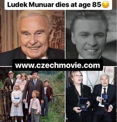 #czechmovie #ludekmunzar #czechactor #remember #rip Now And Then Movie, Told You So, Language, English, Learning, Movies, Movie Posters, Film Poster, Films