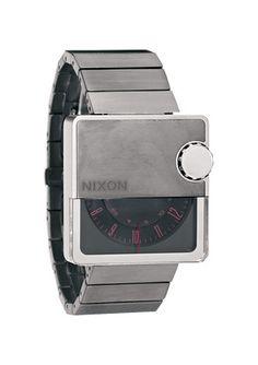 Nixon - The Murf in Gunmetal $400
