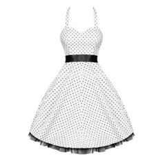 50's Style Dress  ♥ follow more high quality Jourdan Dunn content at pinterest.com/shop4fashion/hottest-of-the-honey-pot