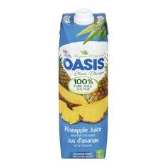Oasis Pineapple Juice