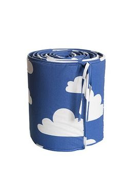 Farg Form Bumper with Cloud Print (Blue)