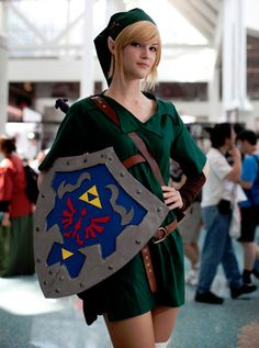 Link Cosplay, Cosplay Anime, Epic Cosplay, Amazing Cosplay, Cosplay Outfits, Cosplay Girls, Cosplay Costumes, Cosplay Ideas, Video Game Cosplay