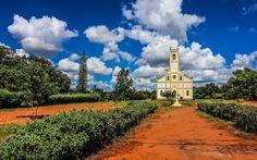 IGREJA DA MALEHICE (Mozambique) by Jose Oliveira on 500px