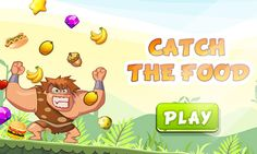 Catch the food - IOS Game - Graphics work on Behance