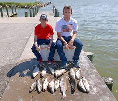 Fishing Galveston Bay www.galvestonbayfishingteam.com