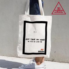 LK Design Tote Bag for Corporate Gift. Small Order Accepted, please visit www.lkcase.com for more.