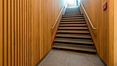 Restaurant, Stairs, Home Decor, Products, Stairway, Decoration Home, Room Decor, Diner Restaurant, Staircases