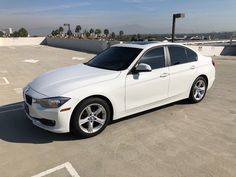 Nice Awesome 2013 BMW 3 Series 320i 2013 BMW 3 Series 320i White 2018