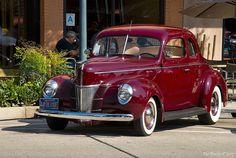 1940 Ford - maroon - fvl | Flickr - Photo Sharing!