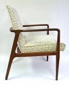 Pair of Danish Midcentury Lounge Chairs   Jen Going Interiors