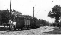 Paardetram 1902 Linker Rottekade
