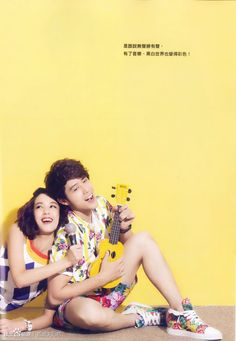 George Hu and Annie Chen Live Action, George Hu, Love Now, Song Joong Ki, Chinese Model, Asian Actors, Cute Guys, Korean Drama, Taiwan