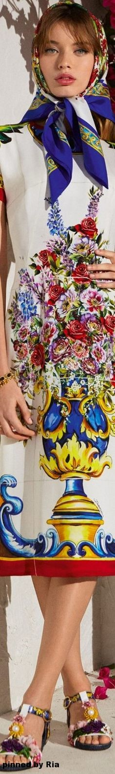 Dolce & Gabbana Caltagirone Collection l Ria