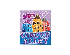 Circus Alley at https://www.logoarena.com - logo by creativeghost