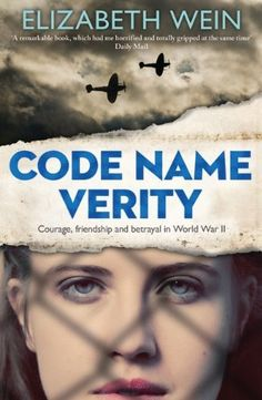 Booktopia has Code Name Verity by Elizabeth Wein. Buy a discounted Paperback of Code Name Verity online from Australia's leading online bookstore. Ya Books, I Love Books, Great Books, Books To Read, Teen Books, Reading Lists, Book Lists, Code Name Verity, Thriller