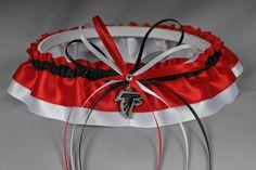 Remove the Falcon charm. Looks like Xmas, garter. Atlanta Falcons Memes, Wedding Inspiration, Wedding Ideas, Wedding Garter, My Forever, Trending Outfits, Fairytale, Bliss, Xmas