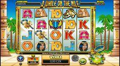 Rieka Níl vyplaví skvelé výhry iba pre vás! http://www.slovenske-casino.com/online-kasino-hry/a-while-on-the-nile-automatova-hra #slovenskecasino #awhileonthenile #automatovahra #vyhra