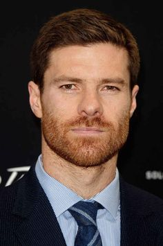 They have the strong furry-jawed god that is Xabi Alonso. | 49 Reasons The Spanish World Cup Team Is Definitively The Hottest World Cup Team