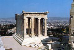 Athena Nike Temple Greece