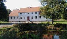 Lerbæk Hovedgård v.Fredrikshavn.